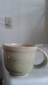 Round lip mug