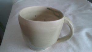 Small handled mug