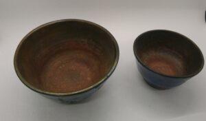 Raku Bowls