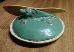 Mermaid Butter dish