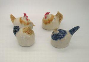 RBG Commemorative Chickens